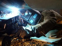 Устранение трещин и микротрещин в металле г.Артём