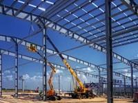 Услуги изготовления металлоконструкций в Артёме